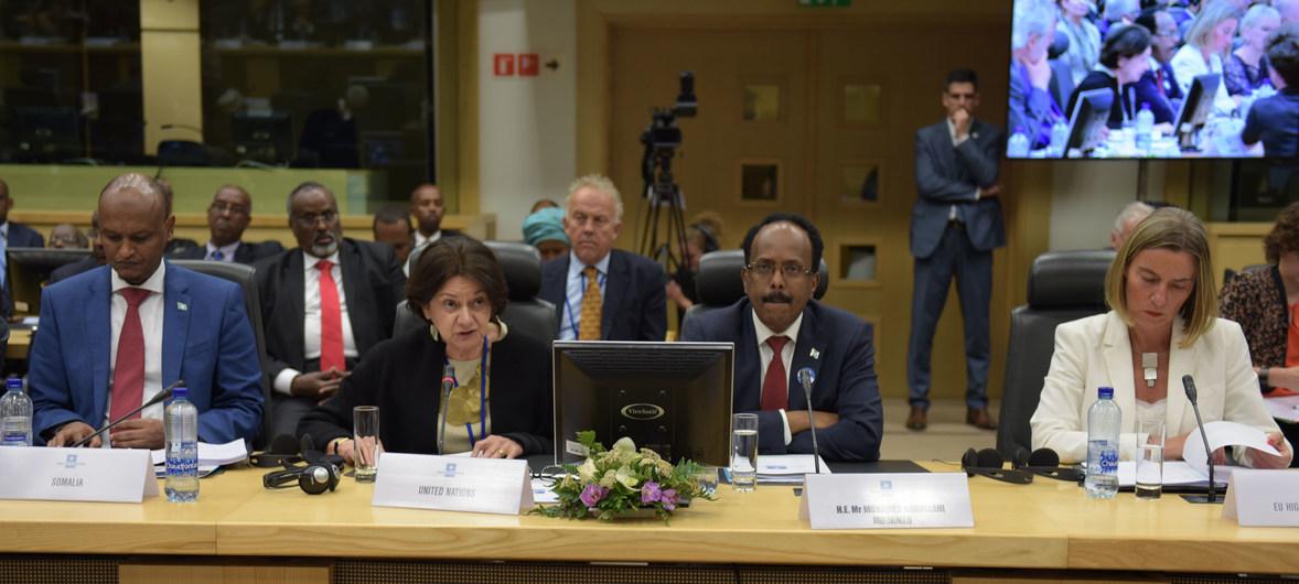 U.S. and EU Diplomats Support President Farmajo to Tear Somalia Apart