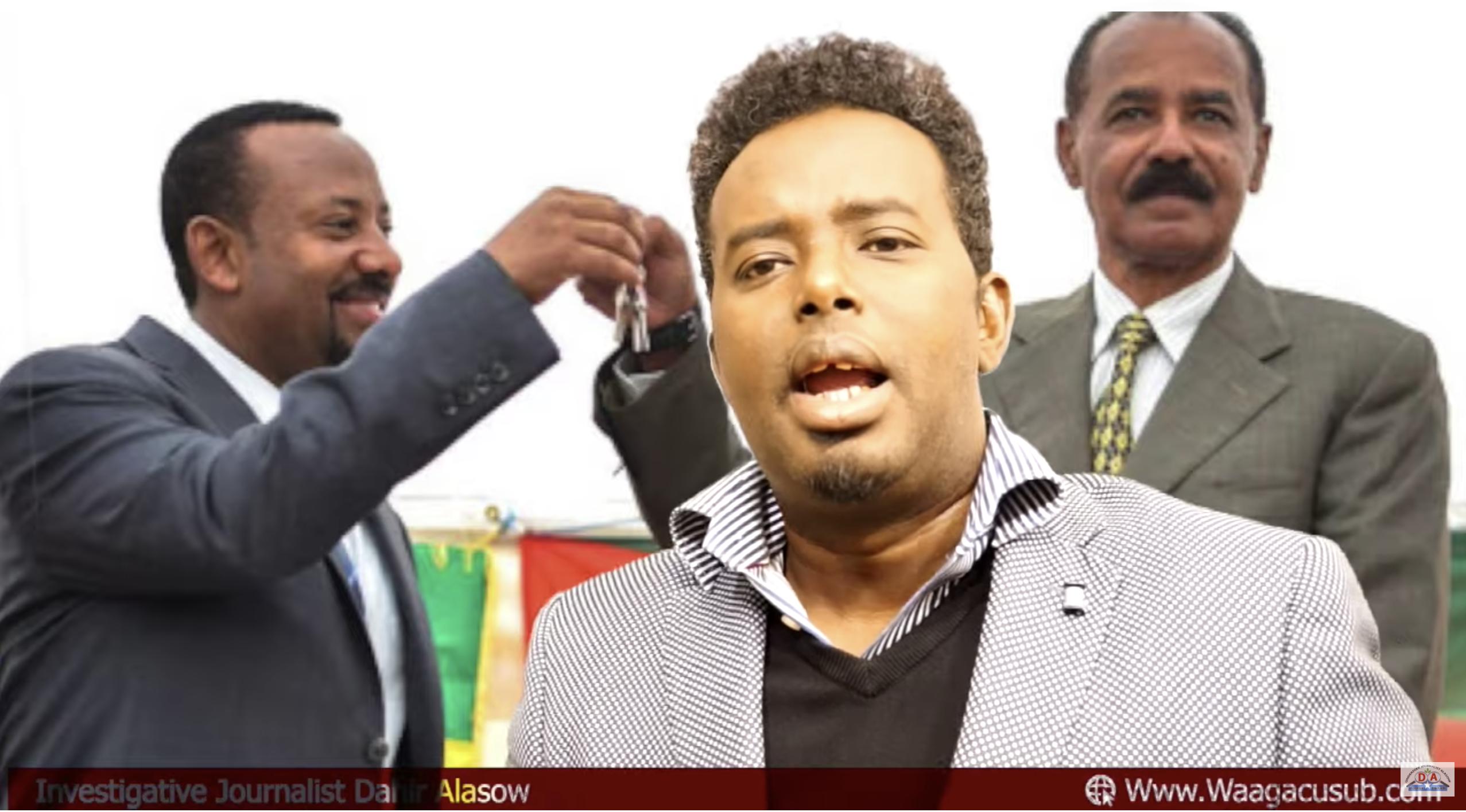 [DAAWO] Jabhada Eretria oo qabsatay magaalo muhiima iyo Colaada Ethiopia