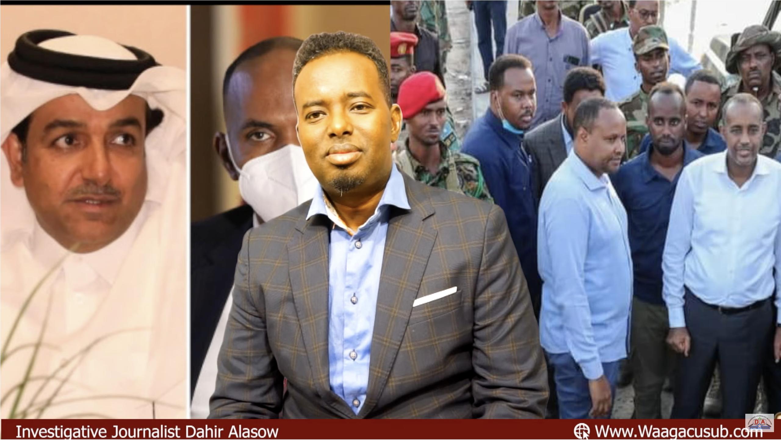 [Daawo] guusha Rooble iyo Qatar oo Farmaajo ku qasabtay inuu ka laabto dacwadda badda Somalia