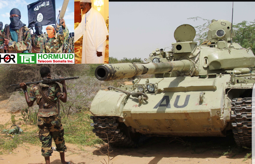 Somalia:Hormuud's assault on African peace-keepers coincided with the escalation of attacks by an increasingly bold and stronger Al-Shabaab
