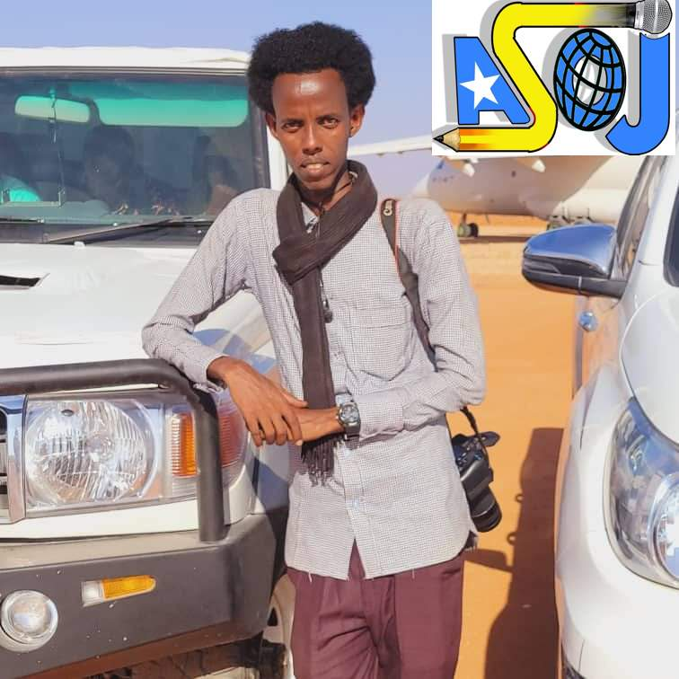 Somalia: ASOJ strongly condemns the wounding of a journalist & arresting another.