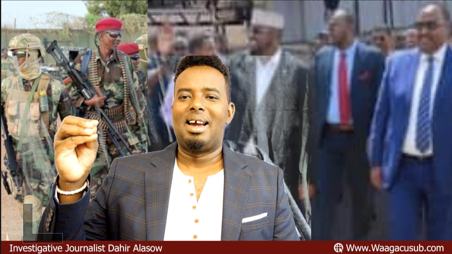 [Daawo] ceebta ku dhacday Madaxdii Hawiye iyo kuwii Daarood oo Muqdisho loo xiray
