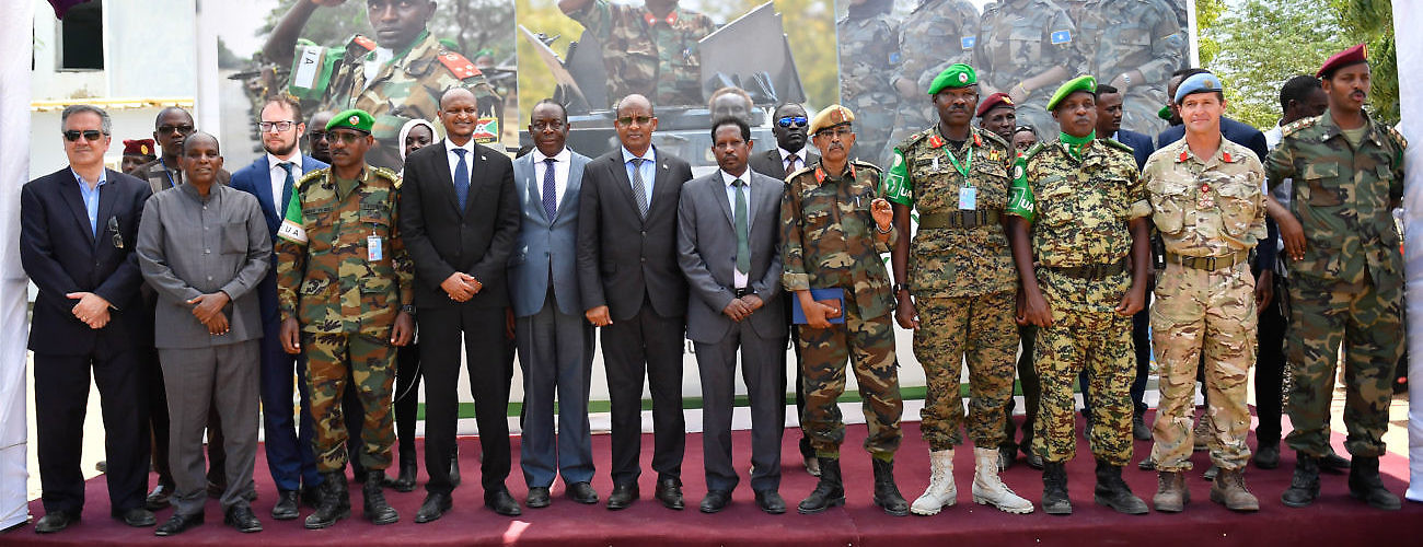 Time to Weed out Cronies and corrupt Officials from the leadership of Somali Security Institutions