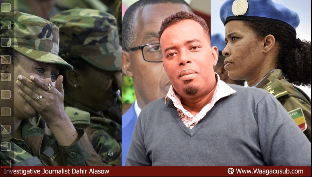 [Daawo] Ciidankii Somalia ee Eretria lagu tababaraayay oo galay dagaalka Ethiopia iyo baarlamaanka oo laba sano kororsanaya