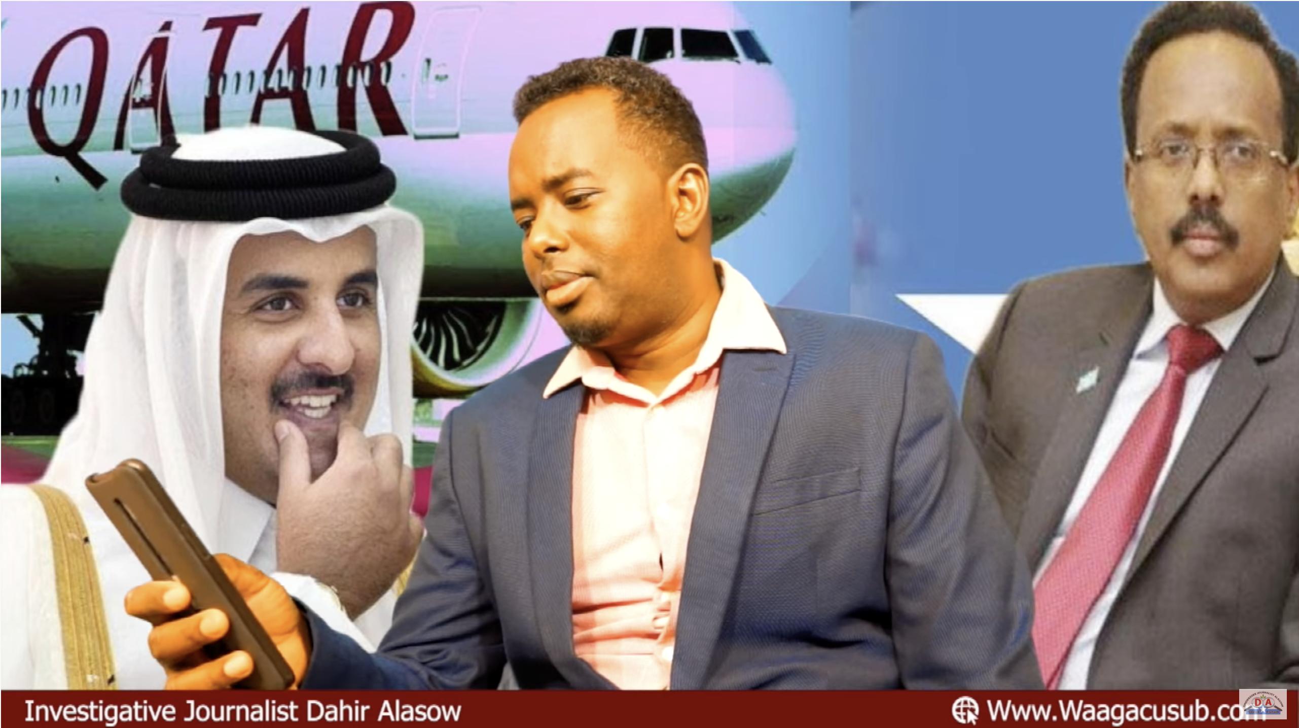 [Daawo] Ergayga Qatar oo xog yaab leh u sheegay Musharaxiinta iyo Saraakiishii gudigga badbaado Qaran oo guddi magacaabay la shiraa Rooble