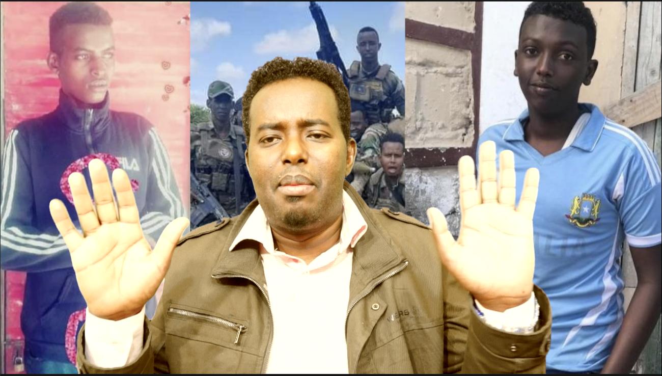 [Daawo Dahir Alasow] oo baahiyay qeybta 2aad magacyada iyo qabiilada dhalinyaradii Eritrea loo qaaday ee la waayay