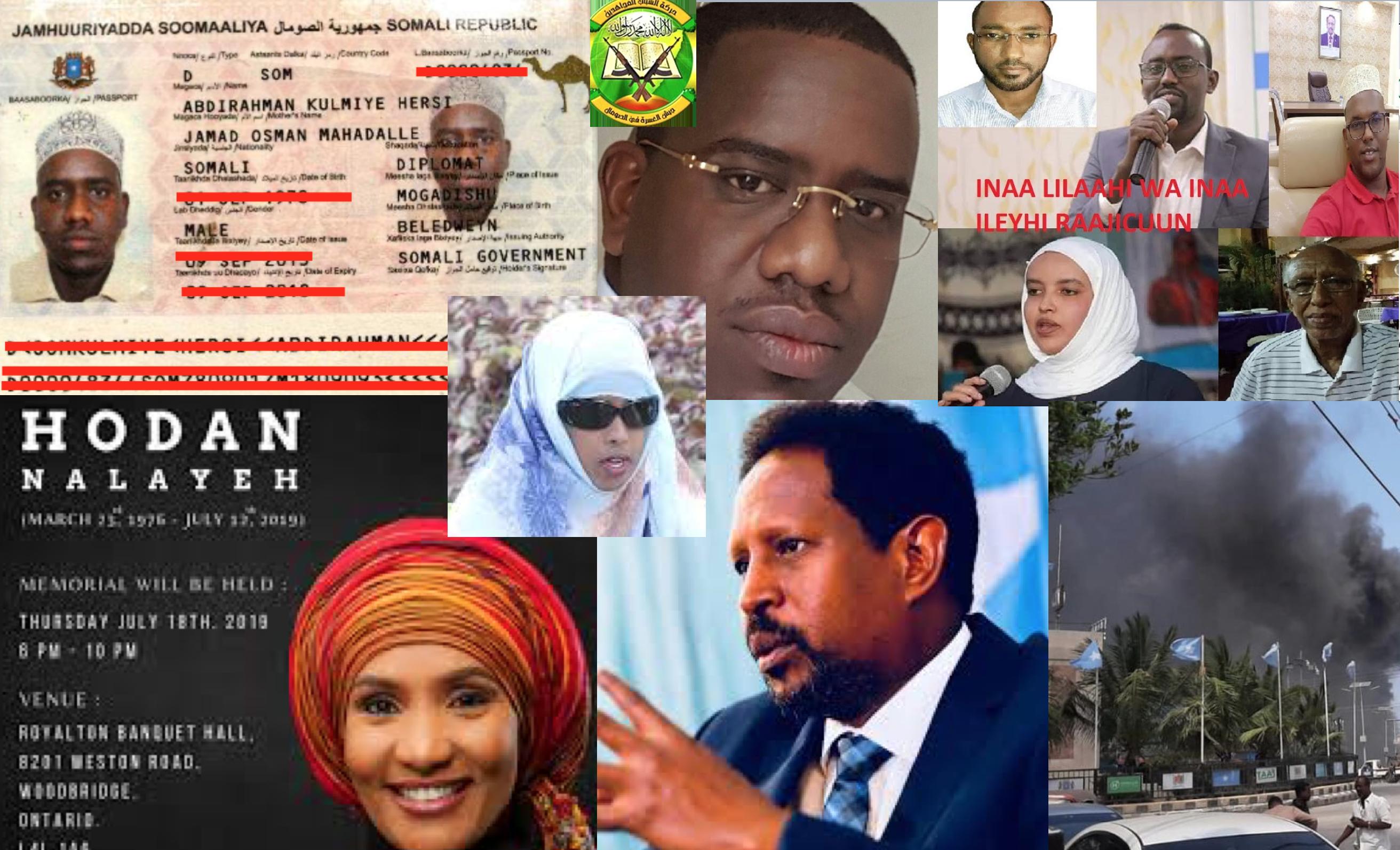 [Topnews] Sarkaalka fuliya qaraxyada ugu badan Somalia iyo Kenya waa Wasiir ka tirsan Xukumada iyo Xildhibaan Federal.