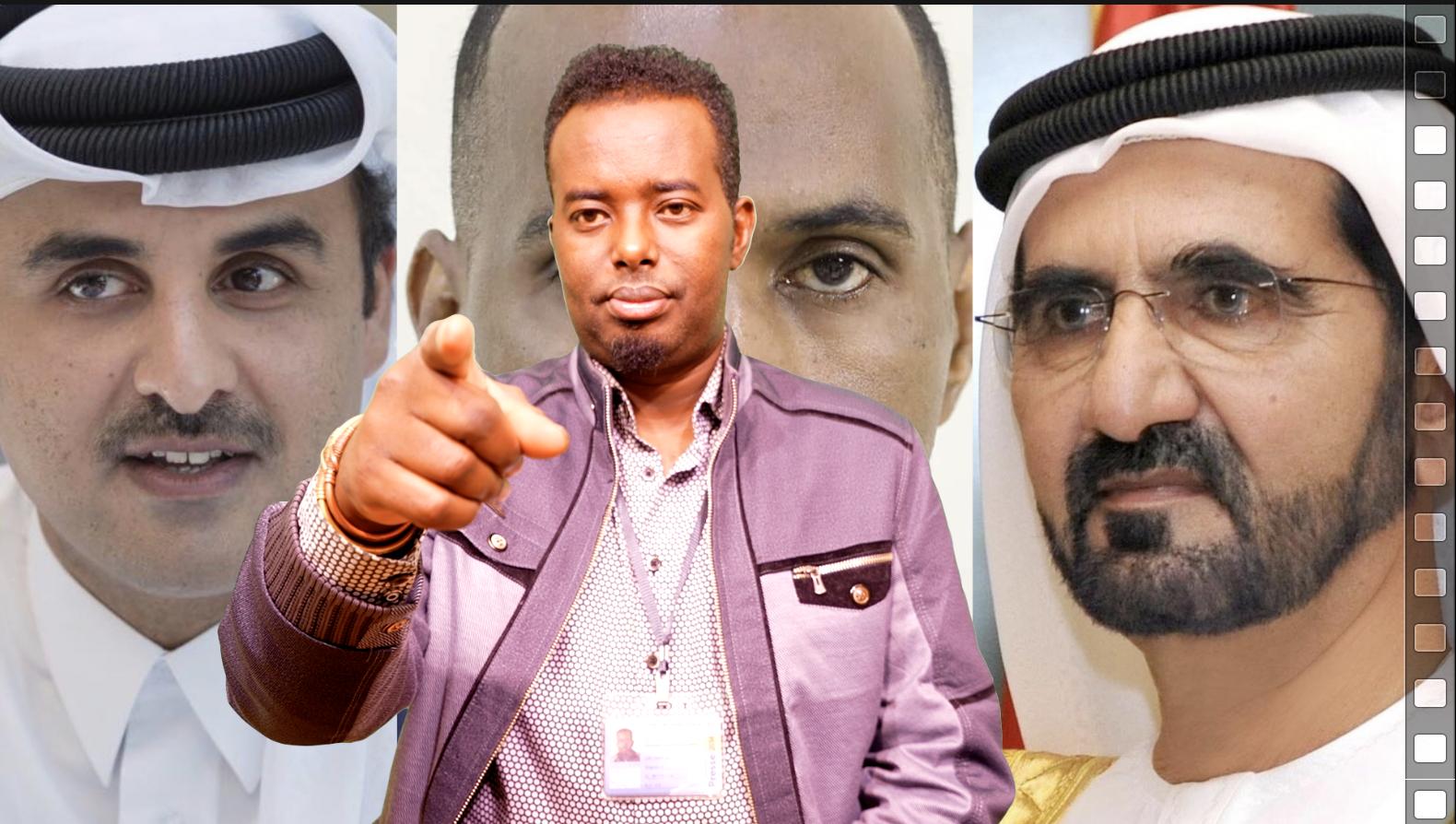 [DAAWO] Dowladaha Qatar iyo Emirate-ka iyo tirada Musharaxiinta ay lacagta siiyeen