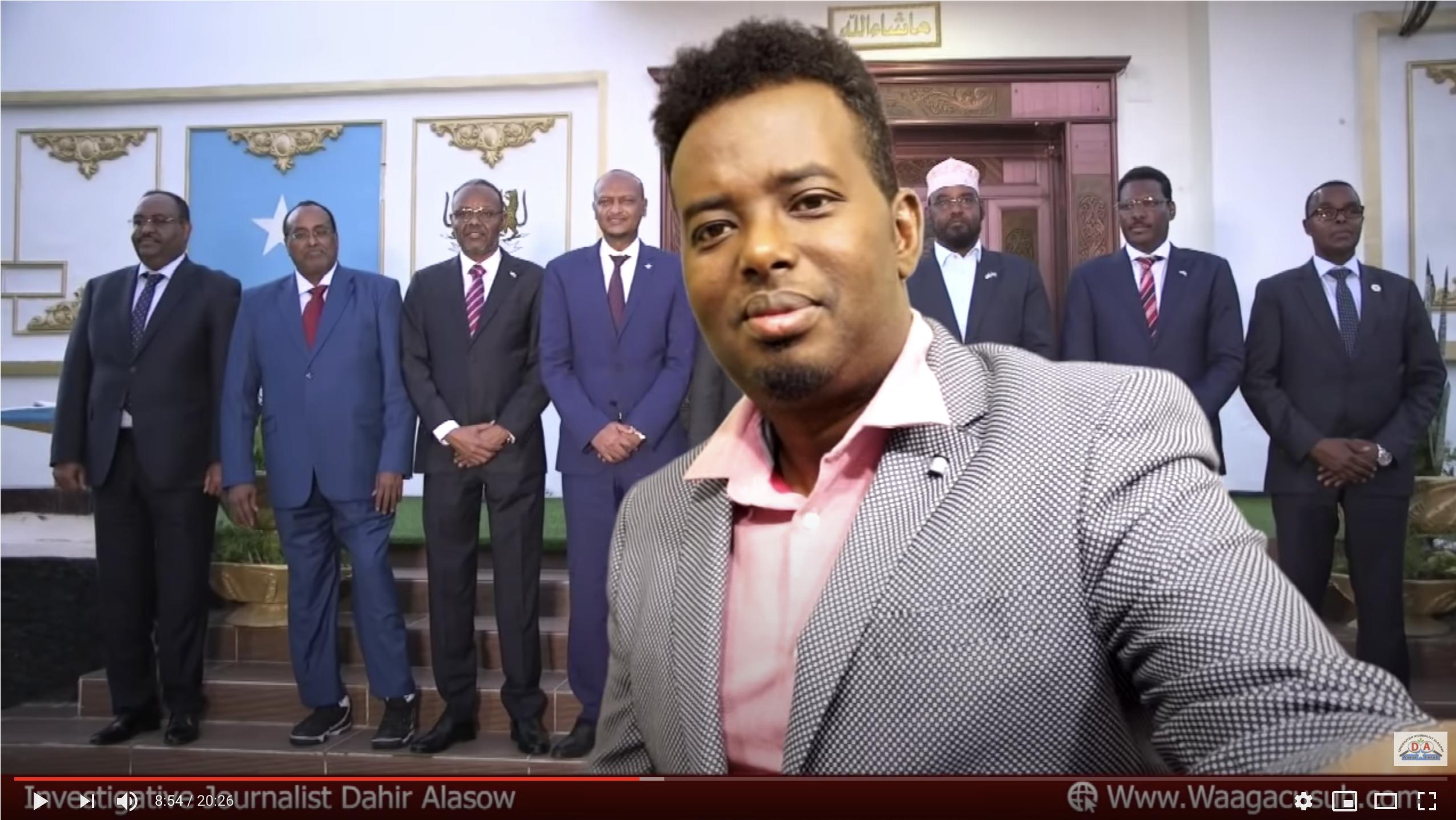 DAAWO Qodobka qiyaanadda ee ku jira heshiiskii doorashooyinka Somalia