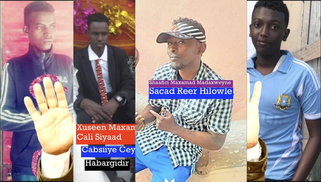 [Topnews] Liiska qeybta 2-aad dhalinyarada Eritrea loo qaaday ee la waayay ?