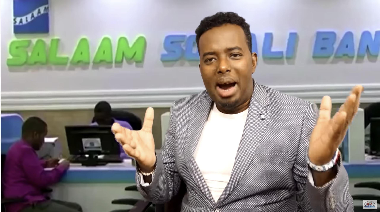 [Daawo] Salaam Somali Bank oo loo aqoonsaday halista argagixisadda Geeska Afrika iyo Warbaahinta Caalamka oo si yaab leh uga hadashay