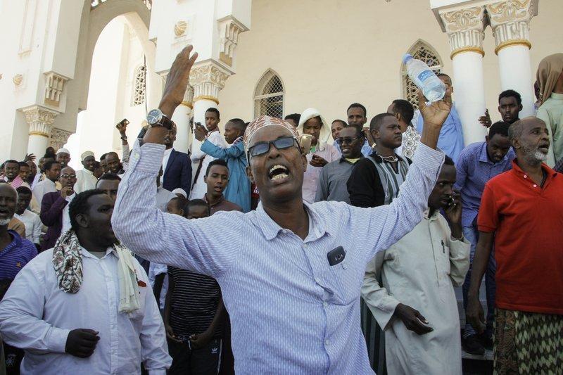 Somalia: Last Chance for Peace