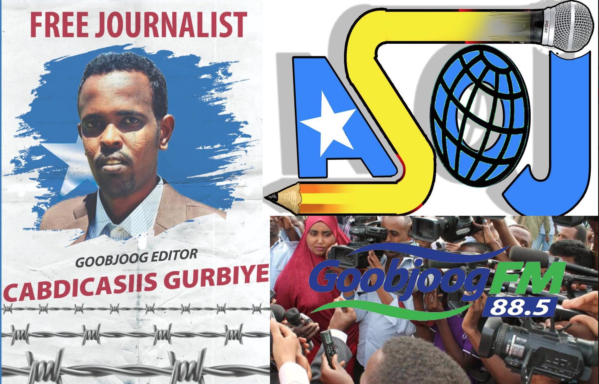 ASOJ condemns journalist jailed in Mogadishu over social media posts
