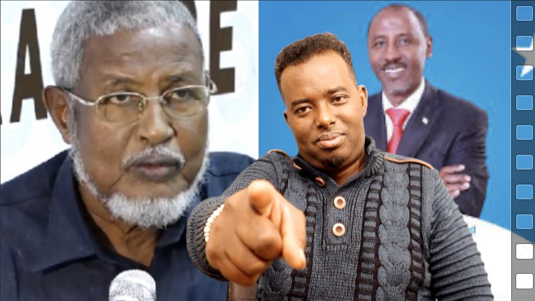 [DAAWO] Murashax u basaasa Fahad yaasiin iyo khudbadii Muse Suudi oo ruxday Somalida