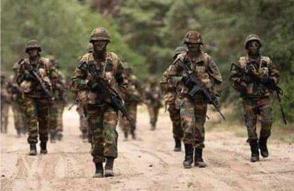 Gorgor forces conduct operations in Lower Shabelle region