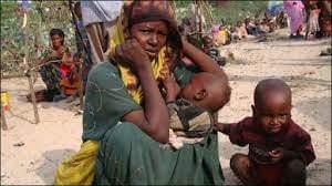 Somalia: 3 children die for hunger in Mogadishu