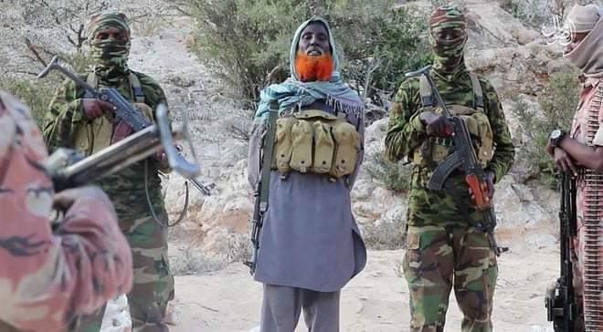 [ISIS faction in Somalia] breaks over power struggles