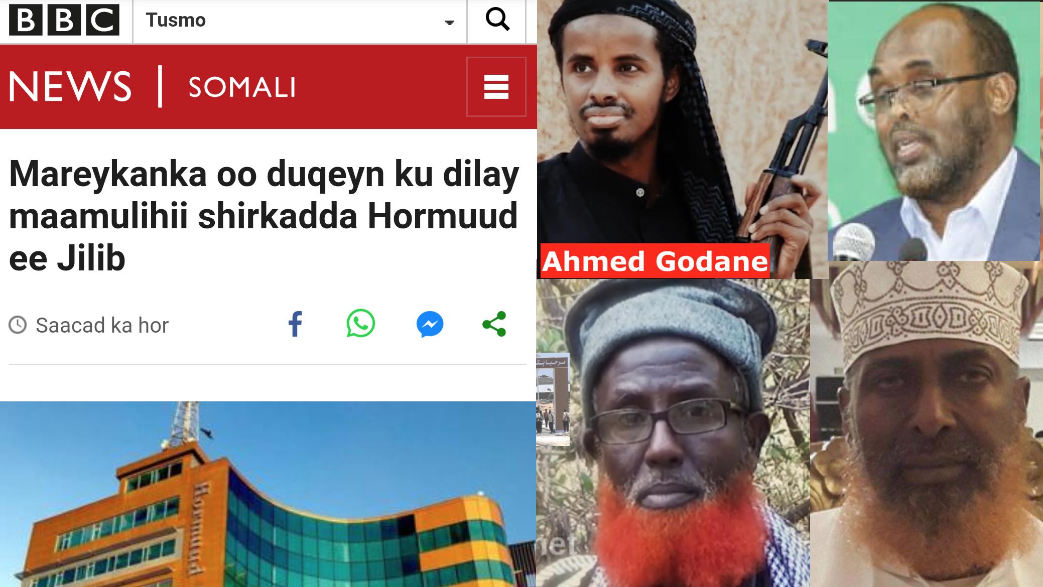 US airstrike in Somalia's kills Hormuud Telecom manager