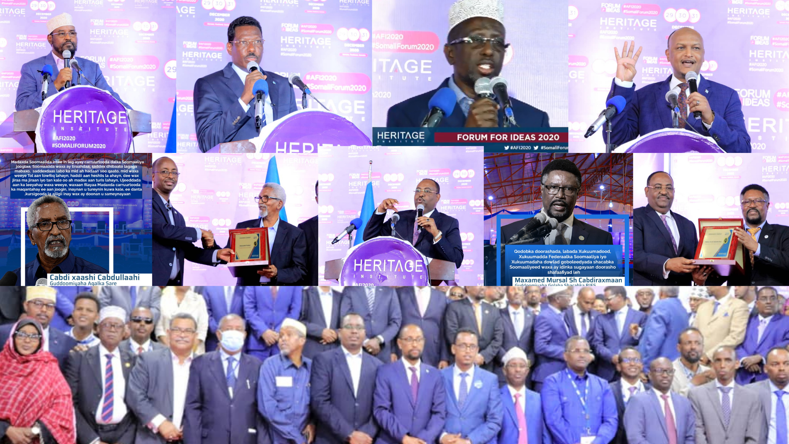 Resignation of President Farmajo Is the Right Option before Somalia Falls Apart