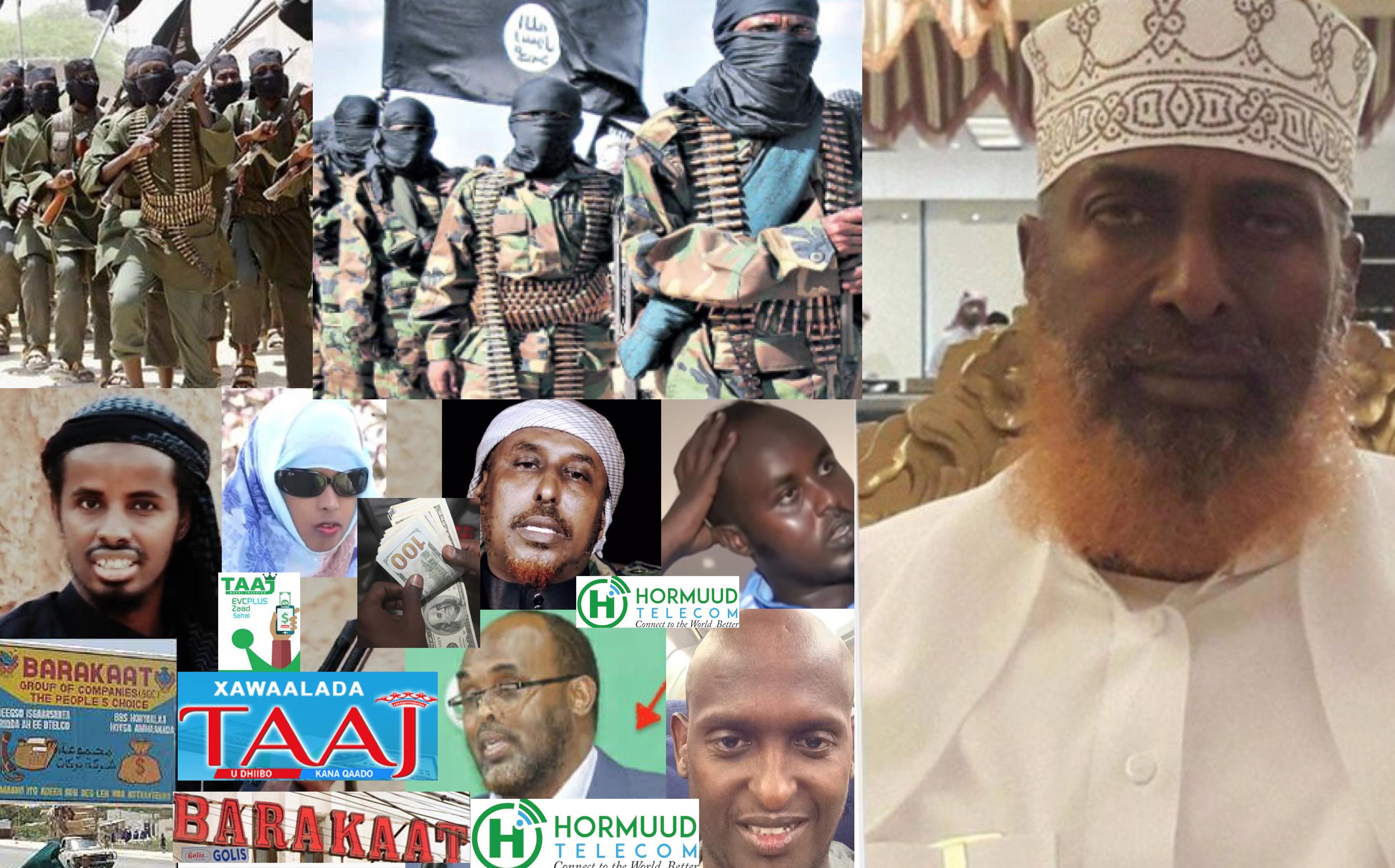 Somalia:Hormuud Telecom staff members who joined the terrorists.