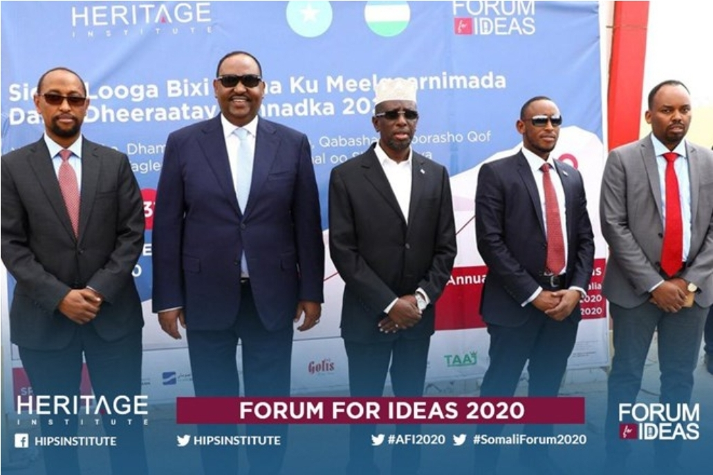 Senior politicians, government officials converge in Garowe for annual event