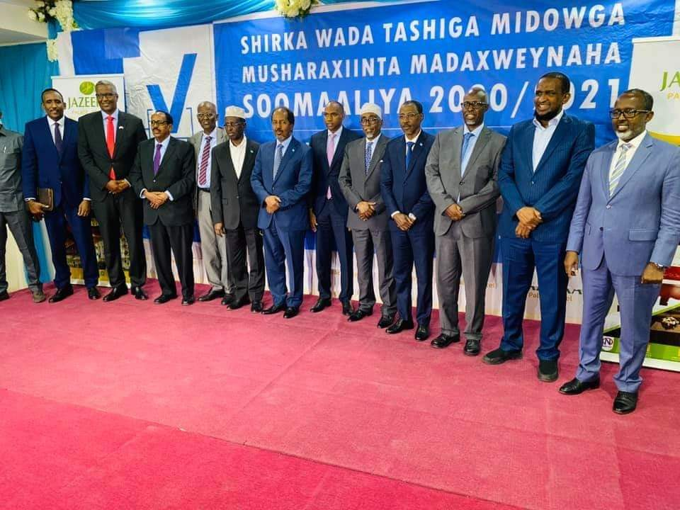 Somalia:President Farmajo Mocks Opposition Leaders Who Protested Against Biased Electoral Committees