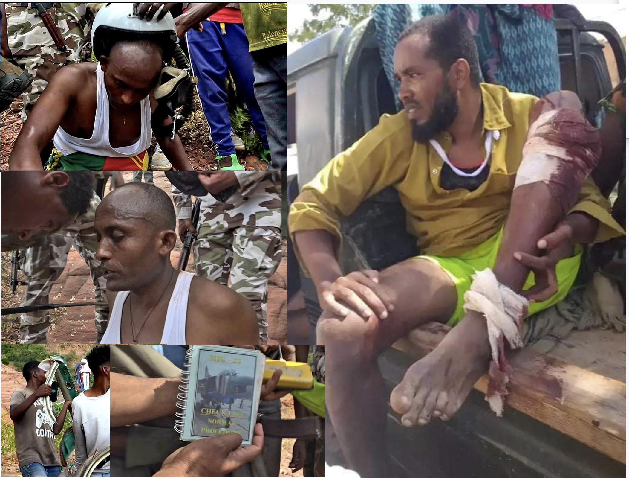 [Daawo] Al-Shabaab oo Amiiro looga qabtay Bacaadweyn iyo duuliyahii Miiga dagaalka Ethiopia oo Tigray nolol ku qabteen