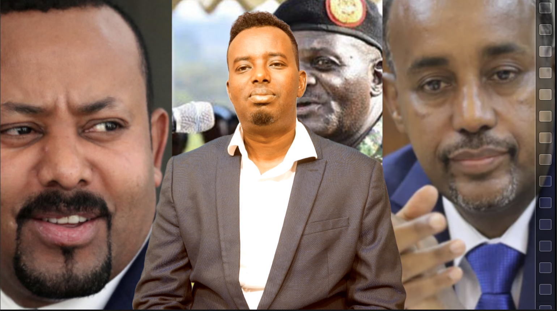 [DAAWO] QUBANAHA WARARKA DAHIR ALASOW IYO COD LAGA DUUBAY RA'ISULWASARAHA ETHIOPIA