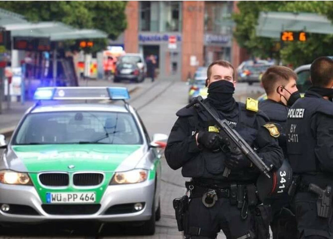 Three killed and several wounded after knife attack in German town
