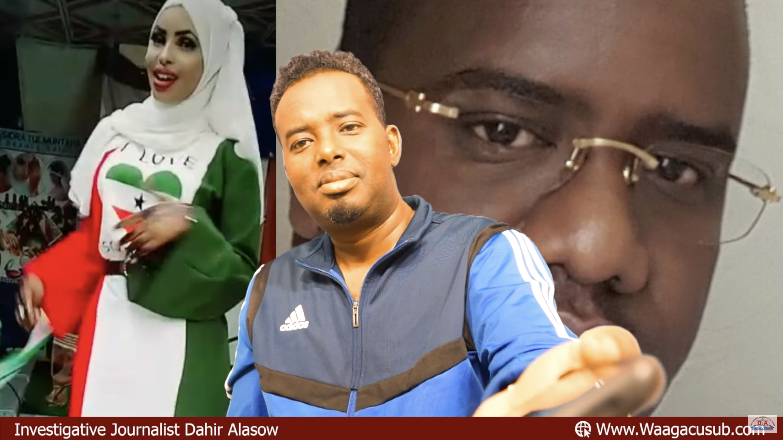 [Daawo] Ciidanka boliiska oo qaawiyay gabdha Isaaqa oo Muqdisho ku xusayay 18 May