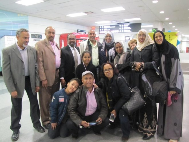 Canadian citizen arrives back in Canada after 11 years in Ethiopian prison