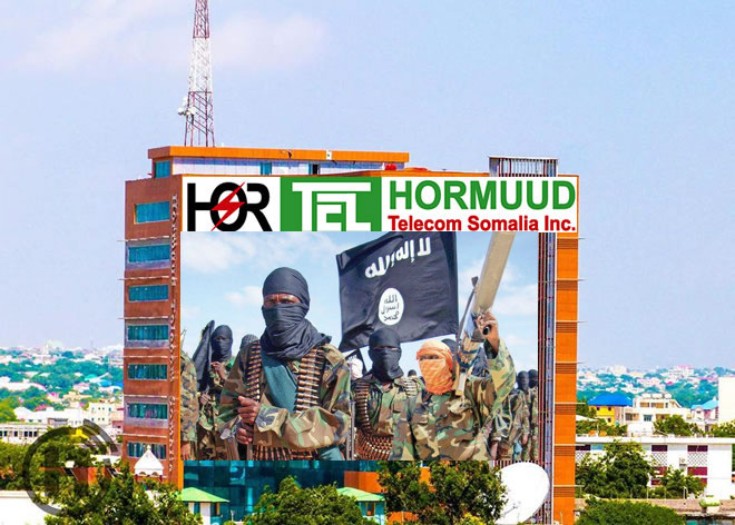 Somalia: Al-Shabaab militants transfer funds using the mobile money system operated by mobile network Hormuud Telecom - $10 million a year