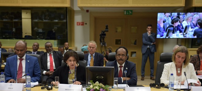 Somalia is opening a 'new chapter of its history' declares UN political affairs chief as forum ends with renewed commitments