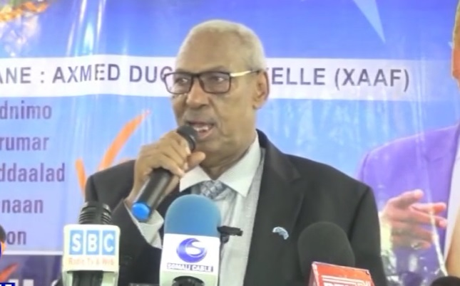Somalia's state leaders asked to recruit soldiers