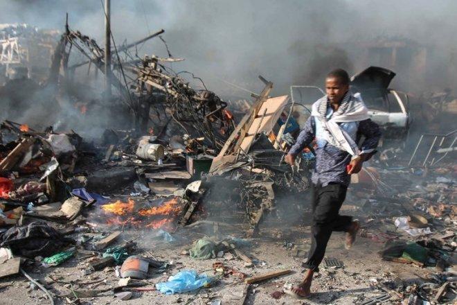 After Huge Truck Bombings, U.S. Steps Up Attacks Against Somali Militants