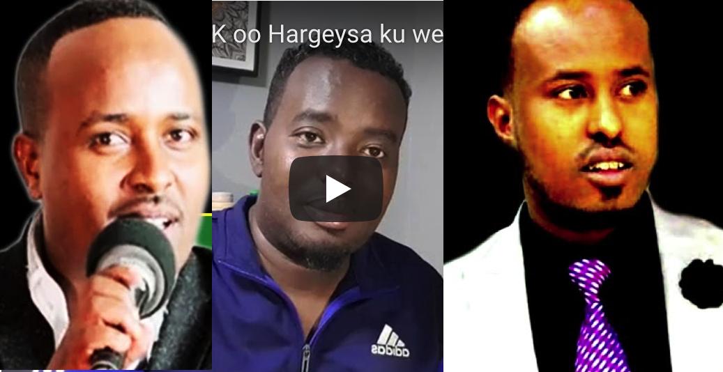 [Daawo] Fanaan BK oo Hargeysa ku weeraray Fanaan Ogaadeena Mohamed Bakaal
