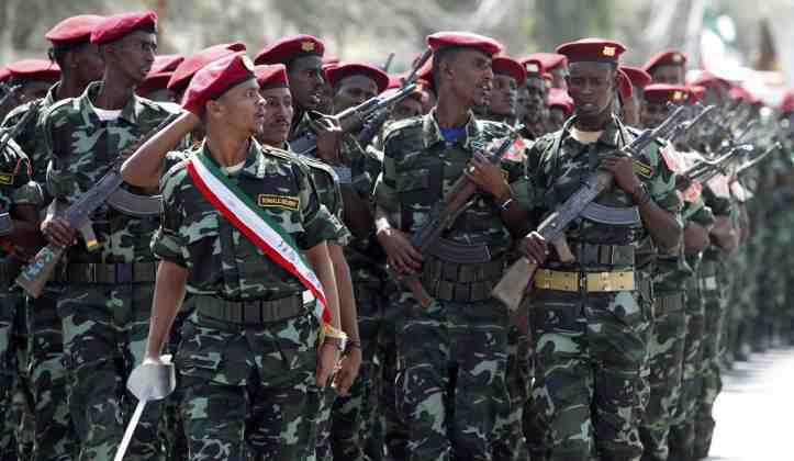 UAE to train Somaliland forces under military base deal – Somaliland president