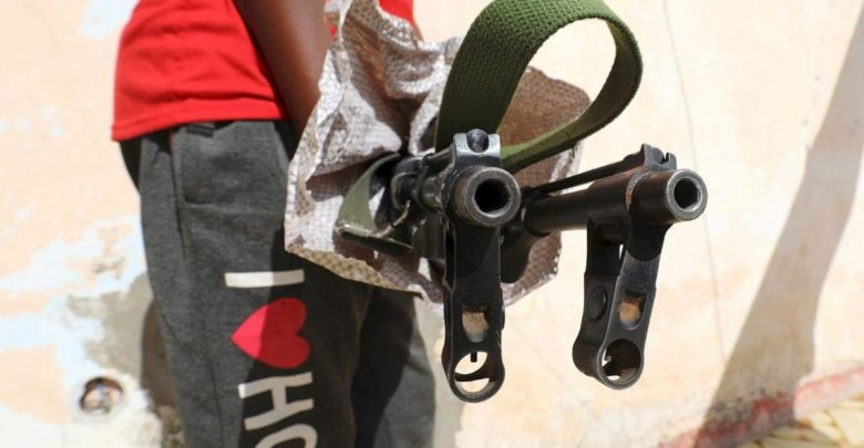 Somalia's compliance with arms embargo 'consistently weak'-UN report