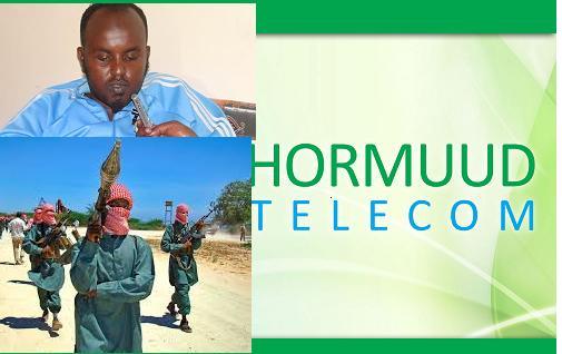 Maxaad ka ogtahay xariirka qarsoon ee ka dhaxeeya Hormuud Telecom & Al-Shabaab - ? [Warbixin baidoanews.com]