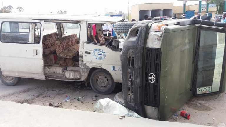 Mogadishu: Dead Man Walking!