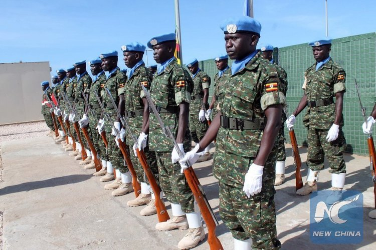 UPDF soldiers kill themselves in Somalia