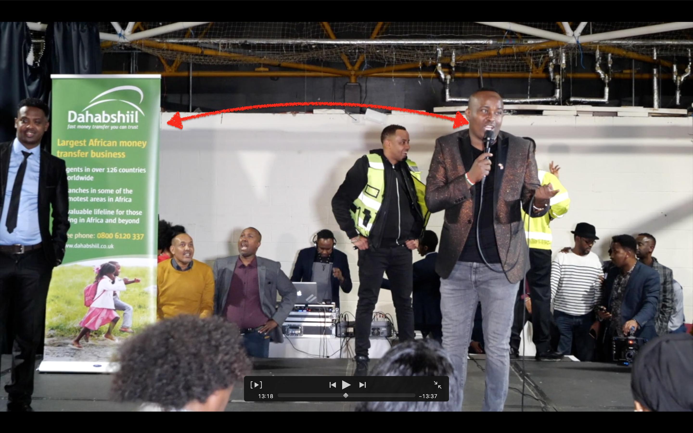"""Over 36,000 people sign petition asking the UK gov't to revoke Somali singer's visa over """"hateful remarks"""""""