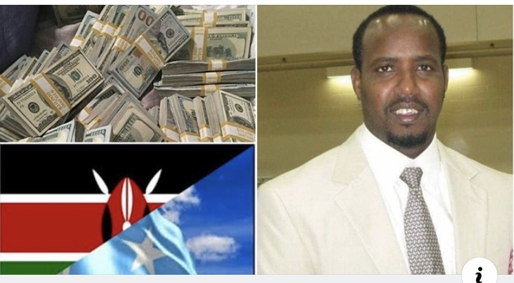 Somali spy agent arrested at JKIA while transiting bulk cash to Ethiopia