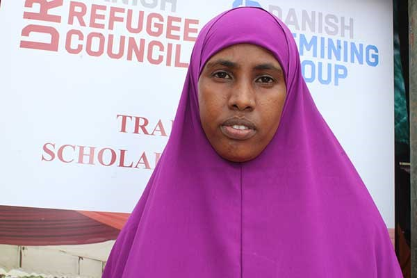 I'm ready to go rebuild my country, Somali refugee says