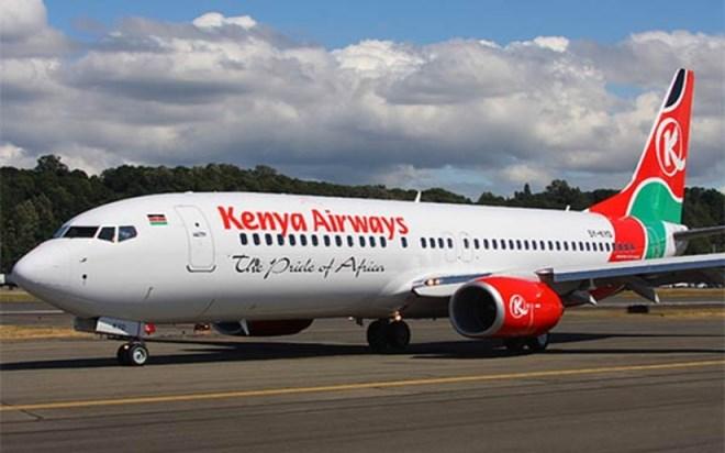 Kenya Airways launches daily flights to Mogadishu
