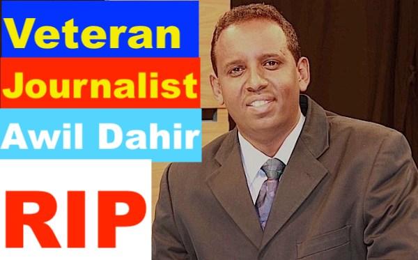Somali Journalist Killed in Mogadishu Blast