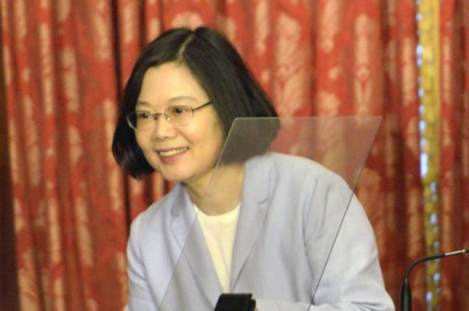 US denies China policy change after Tsai Ing-wen's speech in LA