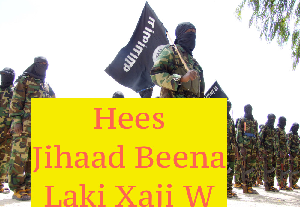 Al Shabaab leader surrenders to Somali government