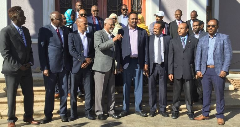 Ethiopia signs peace deal ONLF