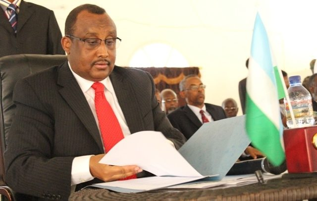 Puntland's Gaas appoints vetting committee for parliamentary selection